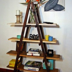 Diy Shelves In Living Room Ideas Rooms Modern Diy: Easel Shelving Unit | Lilly Loompa