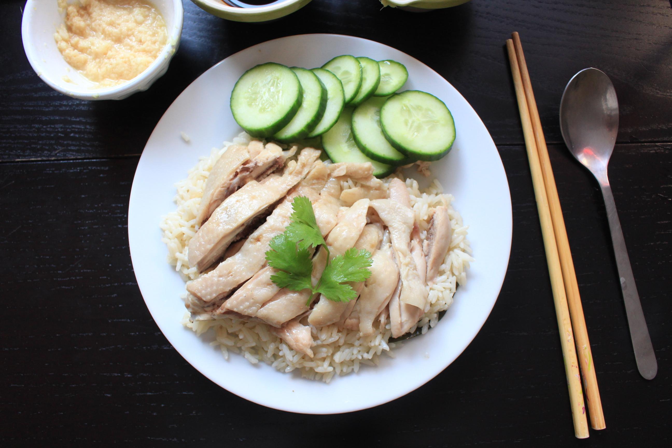 最得意新作!新加坡海南雞飯 – Hainan Chicken Rice | Lilly的生活小酒館