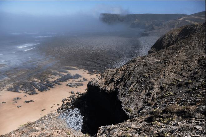 portogallo spiaggia deserta