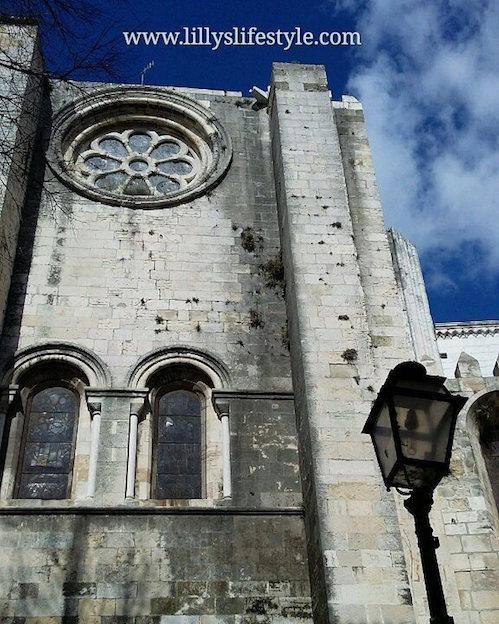 cattedrale lisbona