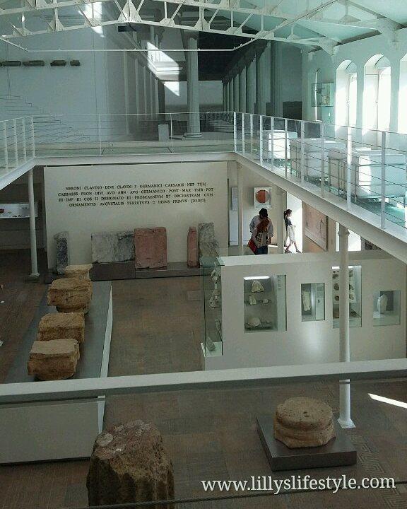 museo teatro romano lisbona