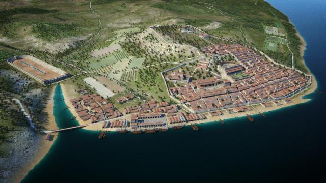 lisbona epoca romana