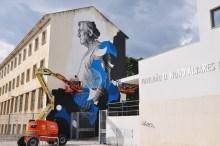 arte urbana tomar portogallo