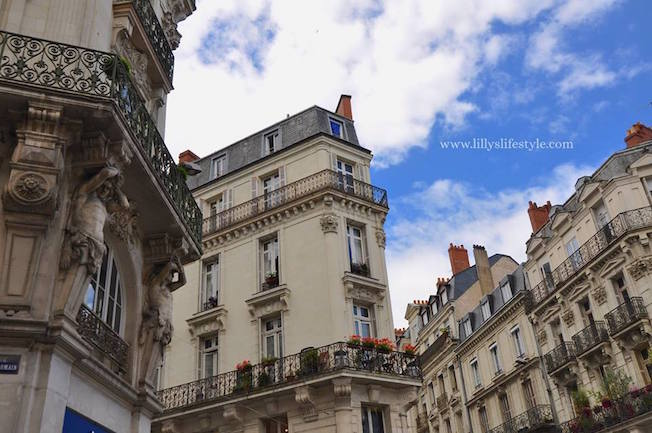architettura angers francia