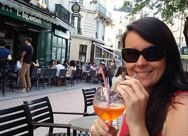 La Civette aperitivo angres francia
