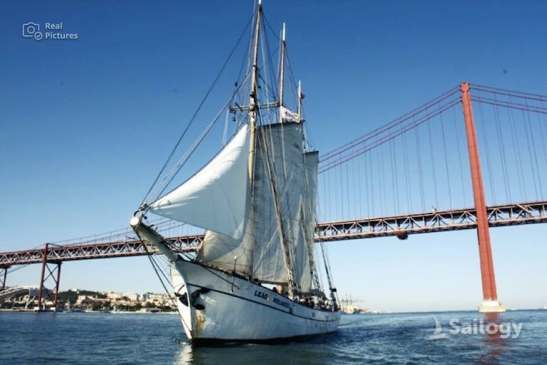 Sailogy lisbona fiume barca