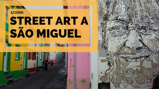 street art são miguel azzorre