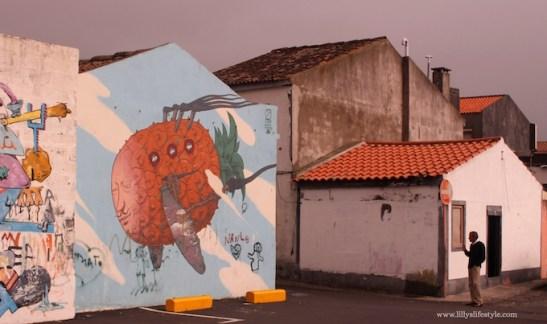 liqen street art são miguel azzorre