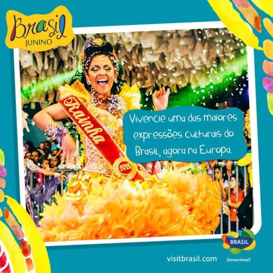 feste giunine brasile