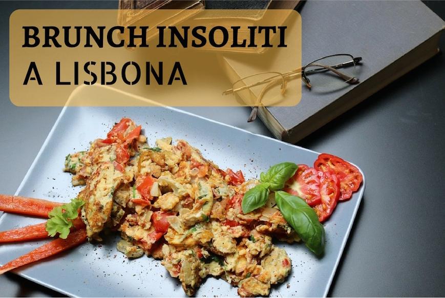 lisbona brunch vegetariani