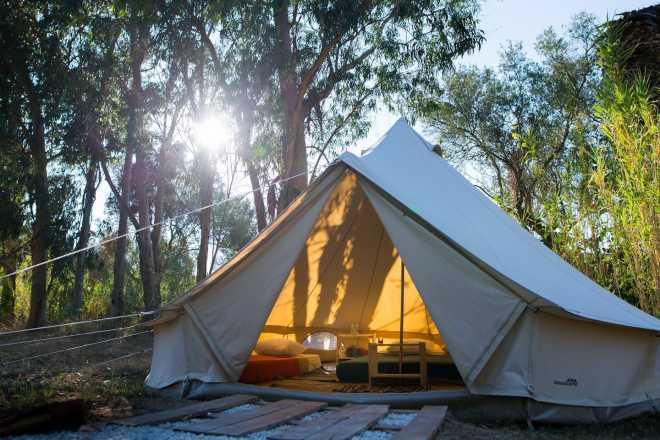 campeggio setubal lisbona portogallo