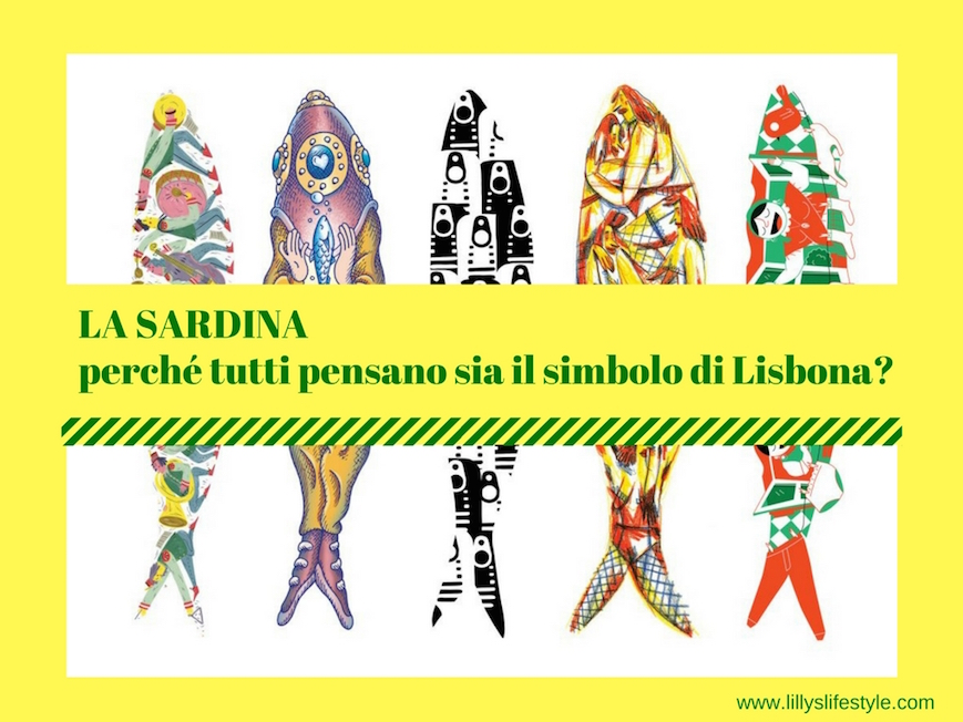 sardina simbolo di lisbona