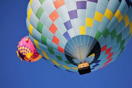 Festival Internacional Balões de ar quente