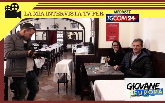 intervista giovane europa lisbona tgcom24