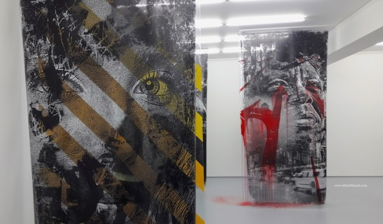lisbona esposizione arte urbana