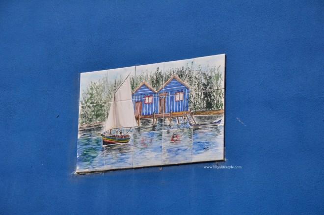 villaggio pescatori portogallo