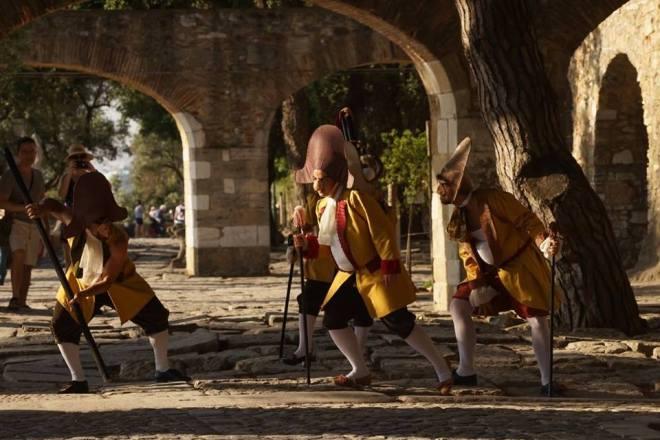 eventi castello lisbona