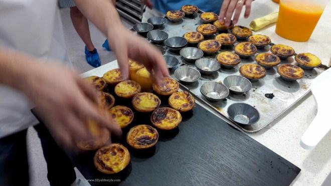 dolci tipici portoghesi