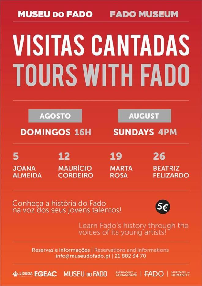 lisbona museo del fado visita cantata