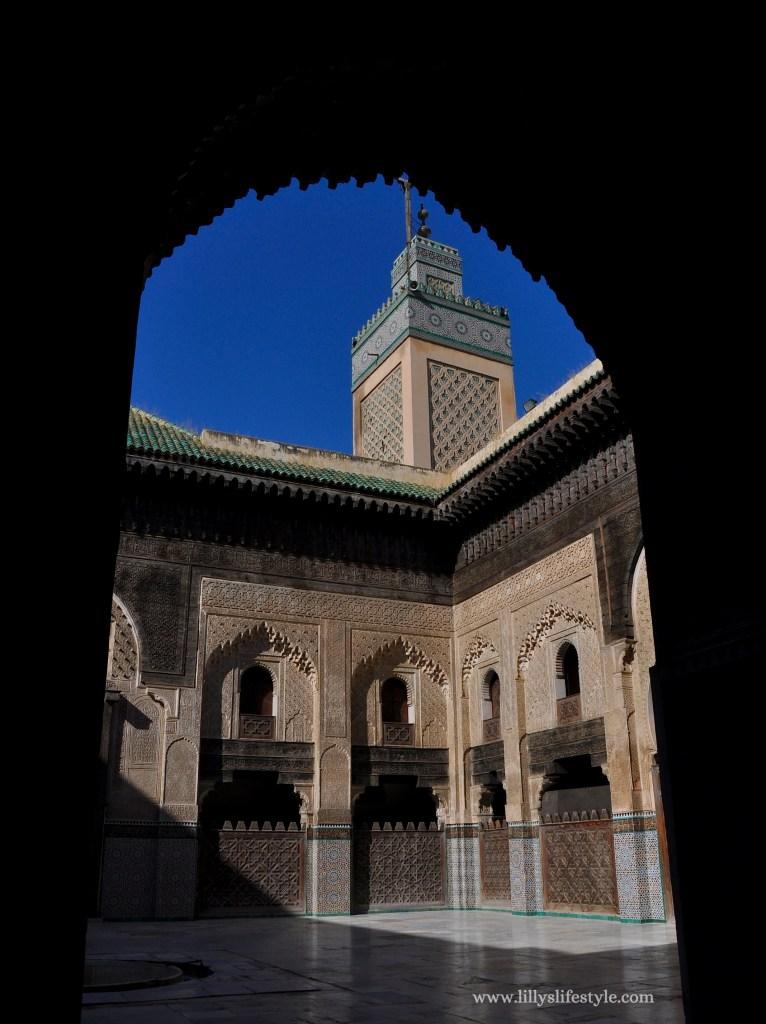 cosa visitare a fès marocco