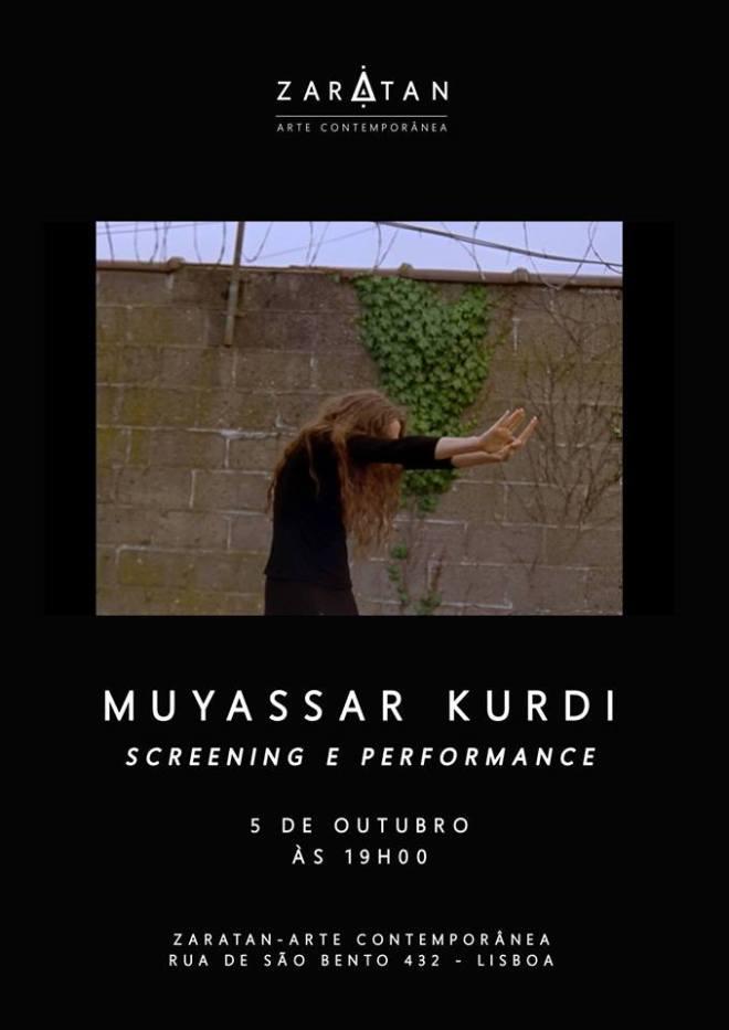 Muyassar Kurdi a lisbona