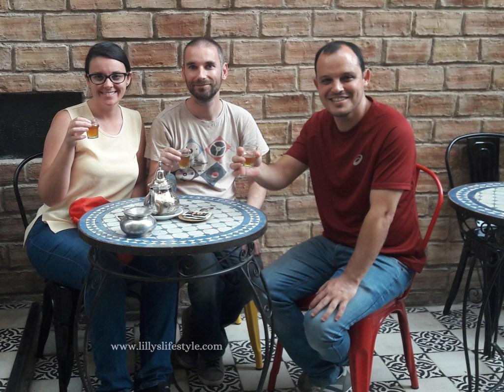 tour guida italiana fes marocco