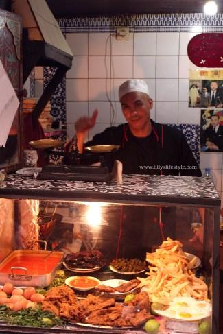 venditore cosa fare a fez fes marocco