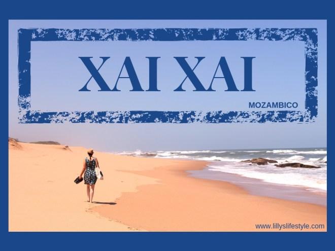 spiaggia xai xai mozambico