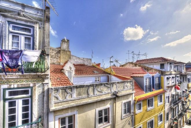lisbona centro storico