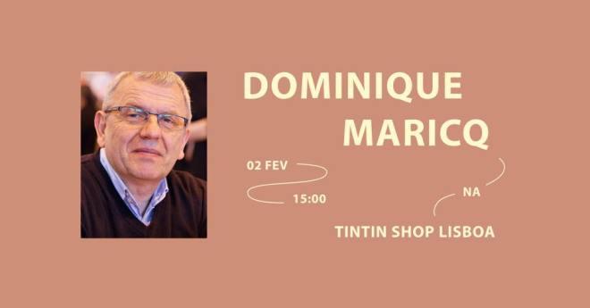 sessione autografi con dominique maricq