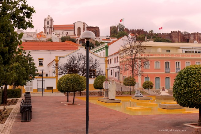 algarve silves portogallo