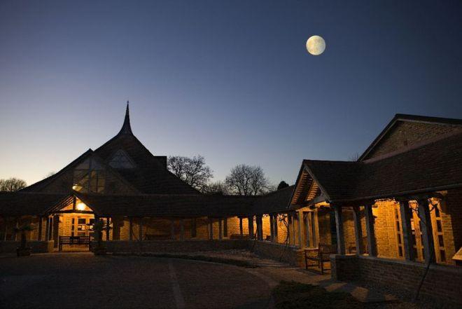 Mosteiro Budista de Sumedhãrãma portogallo
