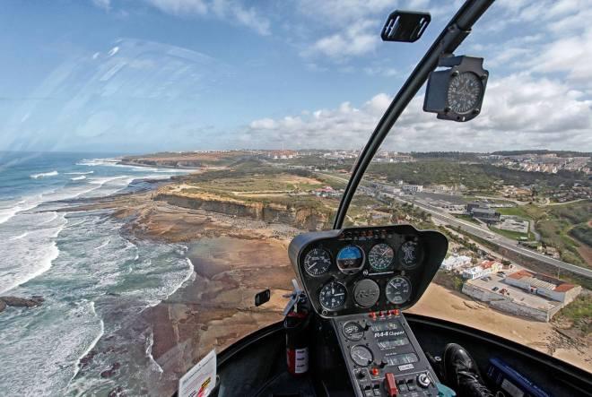 viaggio elicottero lisbona portogallo