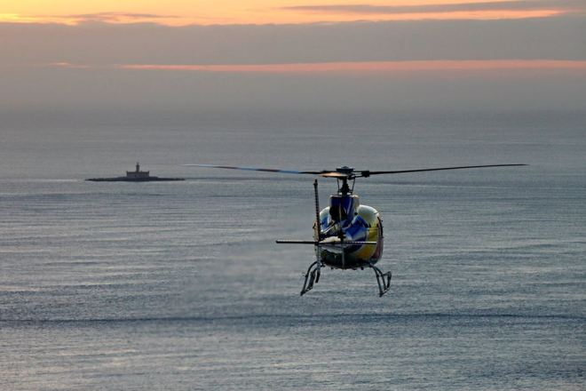 lisbona in elicottero