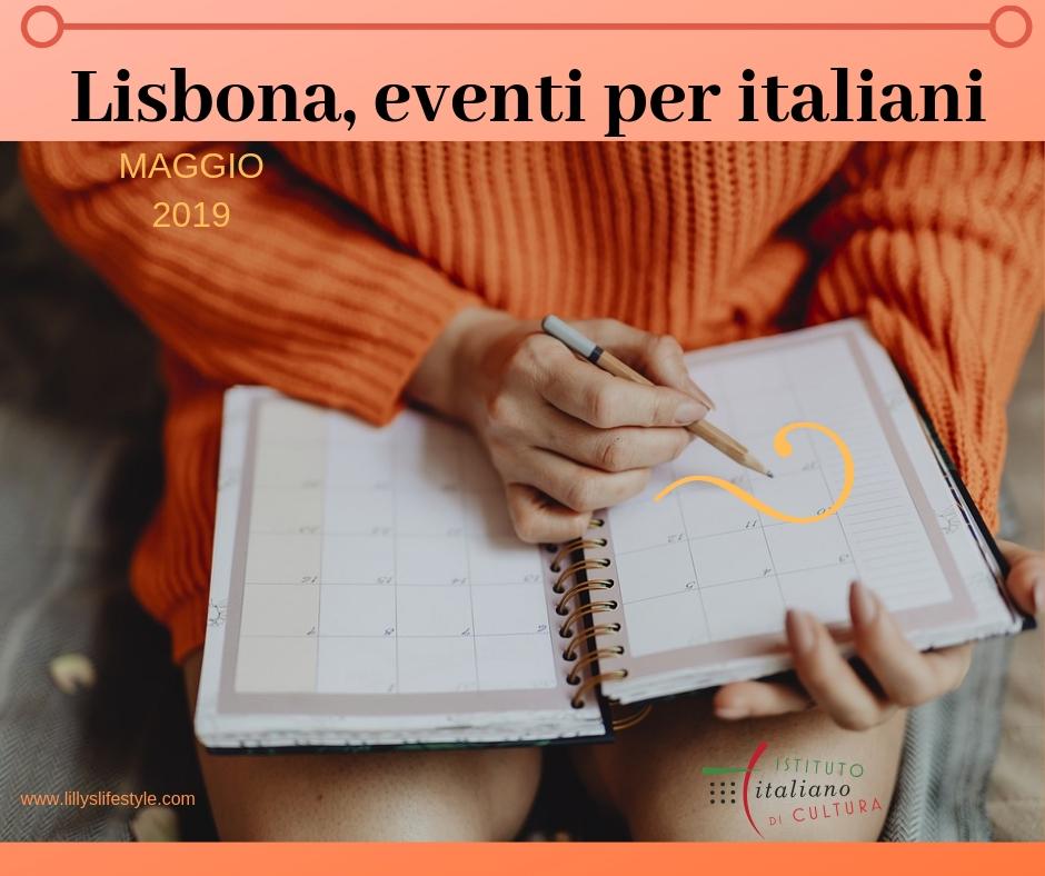 eventi per italiani a lisbona