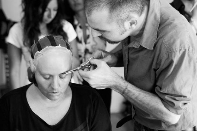 Roberto Pastore make up artist di film
