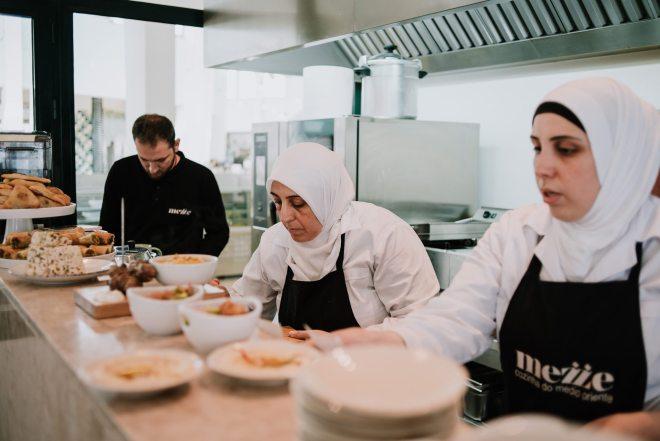lisbona workshop cucina