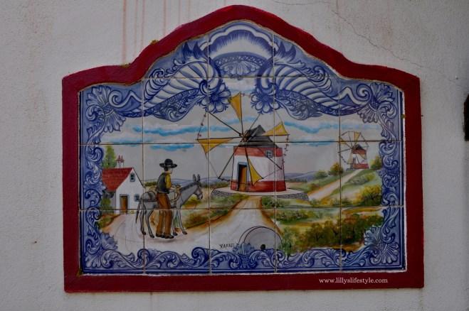portogallo i mulini oeste