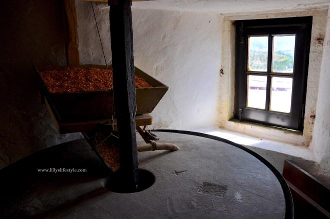 visita mulino montejunto portogallo