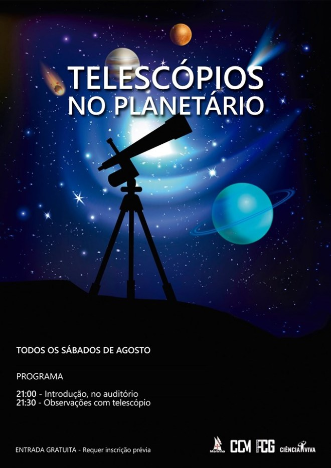 astronomia lisbona