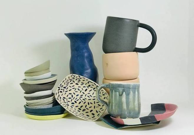 atelier ceramica lisbona
