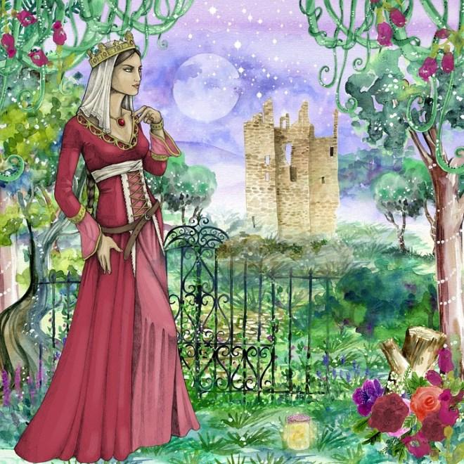 leggenda torre della principessa portogallo