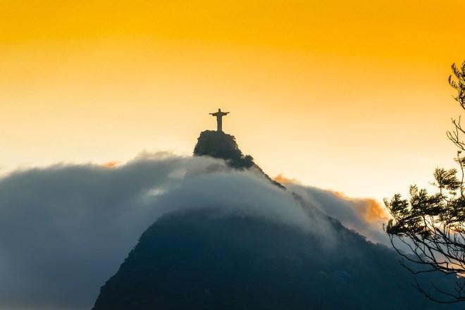 statua cristo brasile