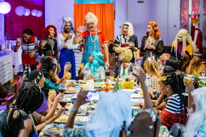lisbona eventi con Drag Queens