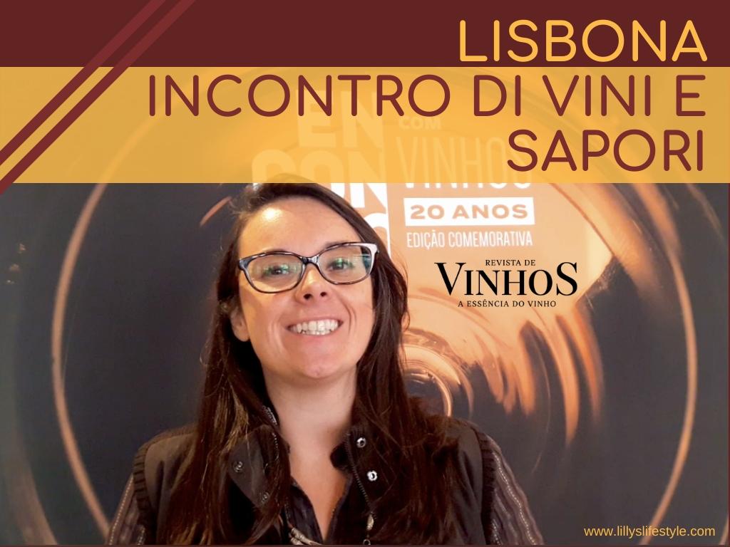 prova di vini portoghesi a lisbona