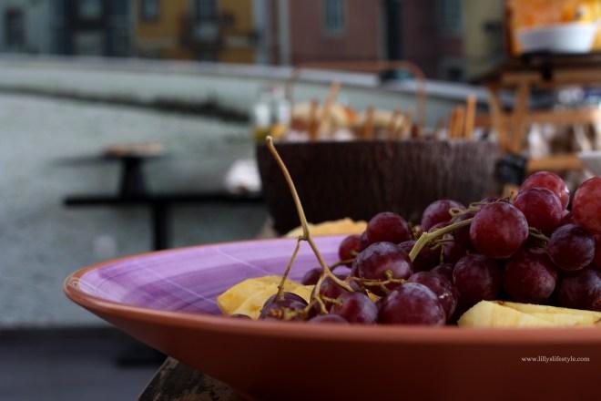 brunch lisbona frutta