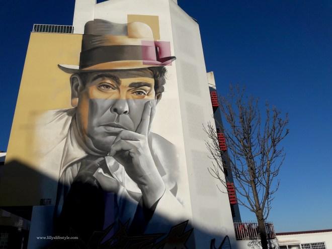 arte urbana amadora portogallo