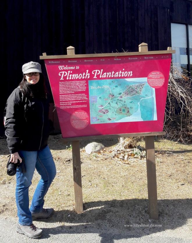 visitare plymoth plantation