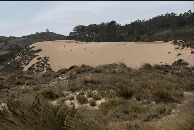 duna di sabbia più grande d'europa
