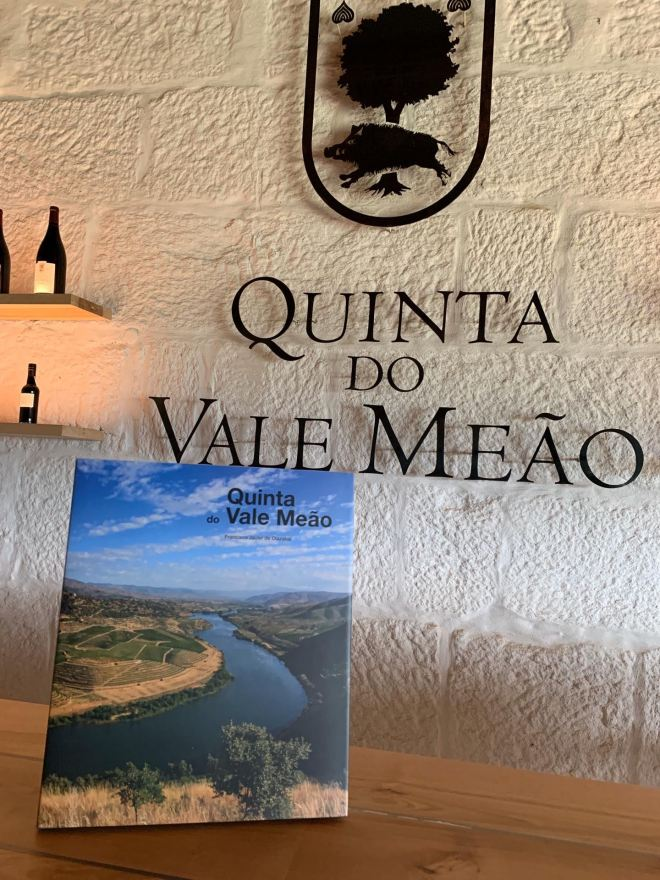 libro storia portogallo  quinta do vale meão